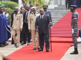 Gabon court refuses to hear petition to test Ali Bongo's health
