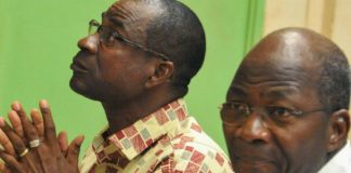 Two Burkina Faso generals jailed over failed 2015 coup