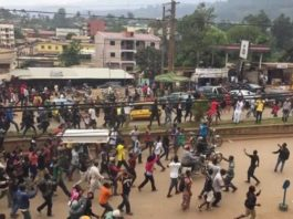 Violence, gunshots mar school opening in Cameroon Anglophone