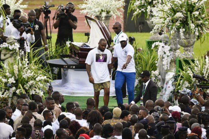 Ivorian Police arrest 12 in DJ Arafat tomb desecration probe