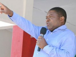 Mozambique Filipe Nyusi open to talks with Islamic militants