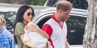 Prince Harry and wife, Meghan