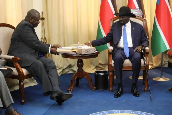South Sudan: Kiir, Machar to form government by November 12