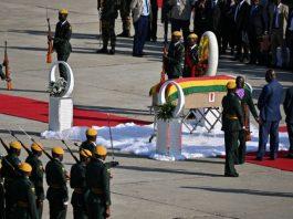 Zimbabweans to view Mugabe's body at Rufaro Stadium