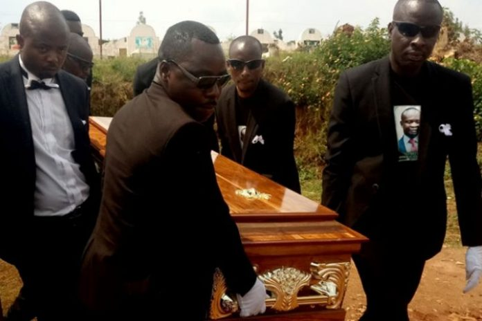 Rwandan killed in Mozambique buried amid calls for justice