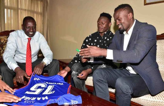 Kenyan footballer Mariga to vie in Kenyan by-election