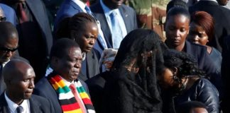 Mugabe's family firms their stand on Mugabe's burial place