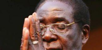 Former Zimbabwe president Robert Mugabe dies in Singapore