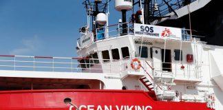 Ocean Viking rescue 48 migrants from Mediterranean Sea