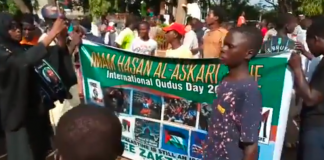 Nigerian Shiites defies ban, hold procession in Abuja, other cities