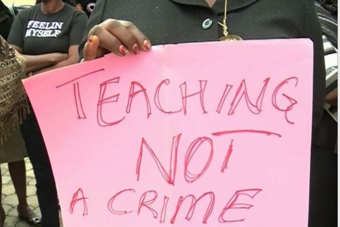 Teachers in Cameroon mobilizing to pay ransom for kidnapped colleague