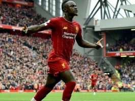Senegalese Sadio Mane wins CAF African Player of the year