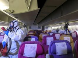 Coronavirus outbreak: Airlines suspend all China flights